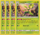 4xLeavanny9/236- RARE -Pokemon TCG Unified Minds