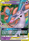 Espeon & Deoxys GX 72/236 Unified Minds   Pokemon Card   New   Tag Team