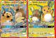 2x- Raichu Alolan Raichu GX FULL ART - Pokemon Unified Minds-54/236, 220/236- NM