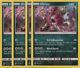 4xHoopa140/236- HOLO RARE -Pokemon TCG Unified Minds